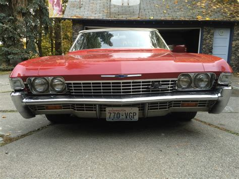 1968 chevrolet impala for sale 1968 chevrolet impala ss convertible for sale
