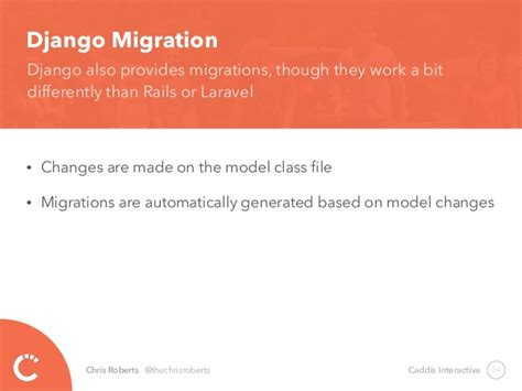 django creating migrations laravel and django and rails oh my