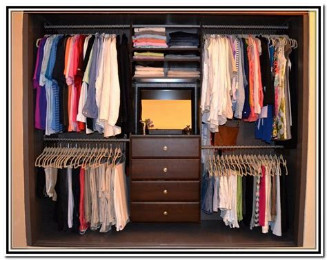 Martha Stewart Closet Accessories by Martha Stewart Closet Organizer How To Design It Homesfeed