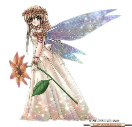 imagenes de hadas japonesas flor hada hadas
