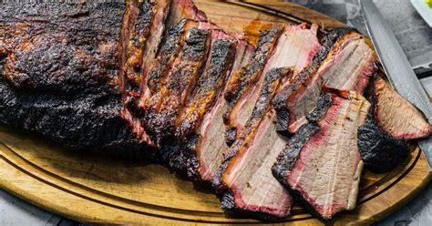 tender  smoky beef brisket  perfect