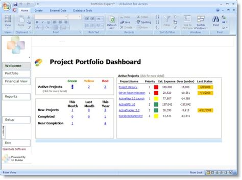 Daily Project Status Report Template