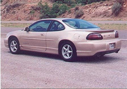 2002 Buick Regal Tire Size 122167 S 2003 Buick Regal Page 2 In Vernon Tx