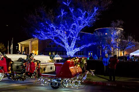 christmas trees in flower mound tx parade tree lighting ceremony 1798 spinks rd flower mound tx location hours