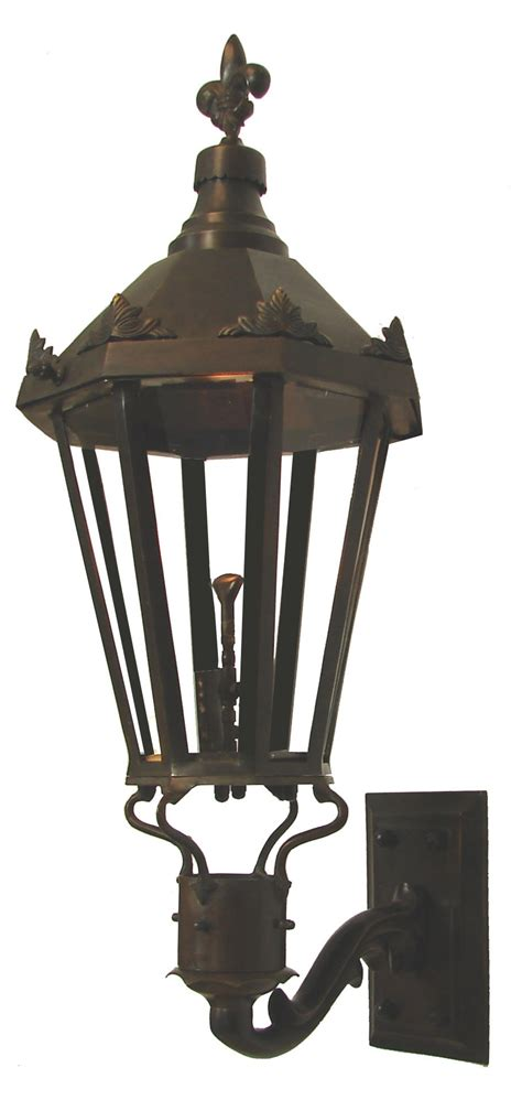 Gas Lights by Antique Bronze Wall Mount Gas Light Pro
