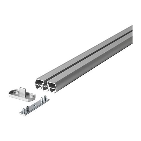 ikea curtain rail kvartal triple curtain rail ikea