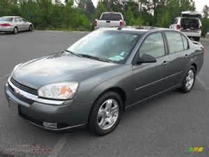 2005 Chevrolet Malibu Lt 2005 Chevrolet Malibu Lt V6 Sedan In Medium Gray Metallic