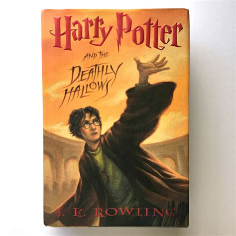 Goblet Of Book Report by Jactionary Book Review Harry Potter And The Deathly Hallows