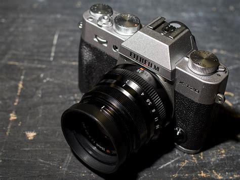 Fujifilm X T20 fujifilm x t20 review digital photography review