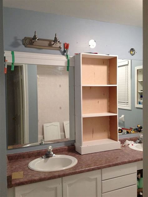 large framed bathroom mirror 17 best ideas about large bathroom mirrors on
