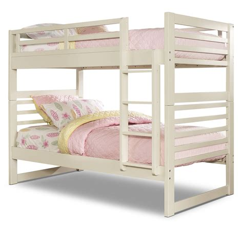 The Brick Bunk Bed Chadwick Bunk Bed White The Brick