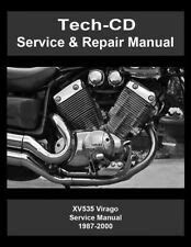 Yamaha Virago Manual | eBay