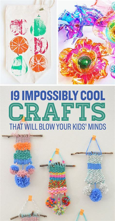 19 impossibly cool crafts for that adults will want