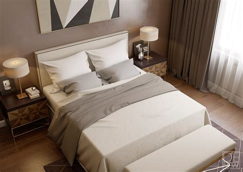 cream and gray bedroom 7 stylish bedrooms with lots of detail