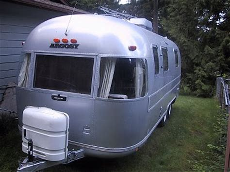 airstream therapy 1973 argosy restoration airstream dreamin