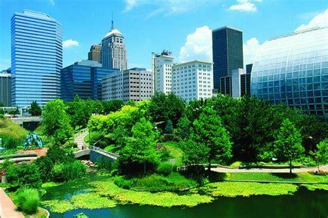 Panoramio Photo Of Myriad Garden Oklahoma City Myriad Botanical Gardens Oklahoma City