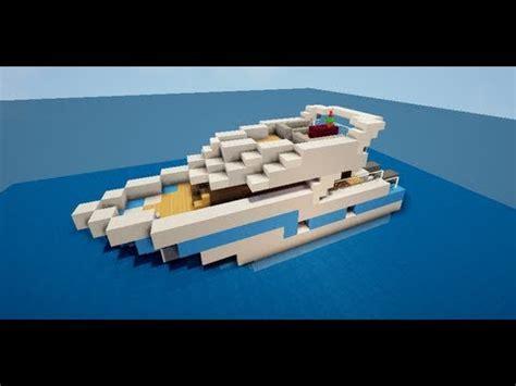 minecraft yot boat minecraft tutoriel de yacht download youtube