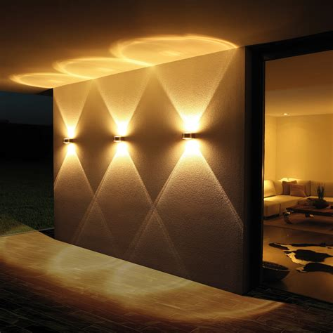 leuchten wandleuchten lcd au 223 enwandleuchte up linse typ 027 0 versand