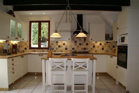 kitchen layout 5m x 5m maison 224 vendre en bretagne morbihan kergrist belle