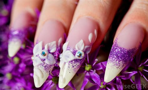 best 3d acrylic nail art design what is 3d nail art with pictures