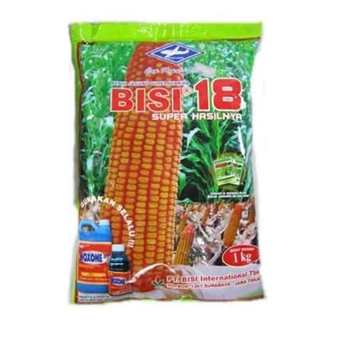 jual benih jagung bisi 18 1 kg kapal terbang bibit