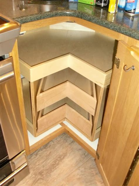 Kitchen Cupboard Solutions - corner cabinet solutions