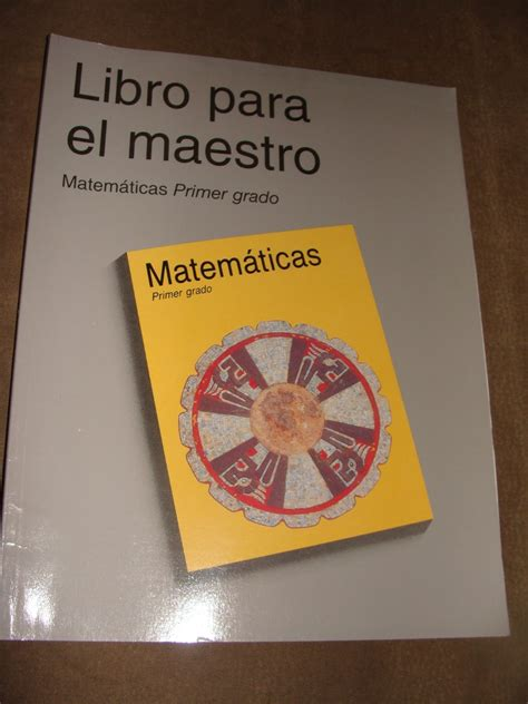 libro matemticas 5 grado sep para el maestro libro libro para el maestro matematicas primer grado