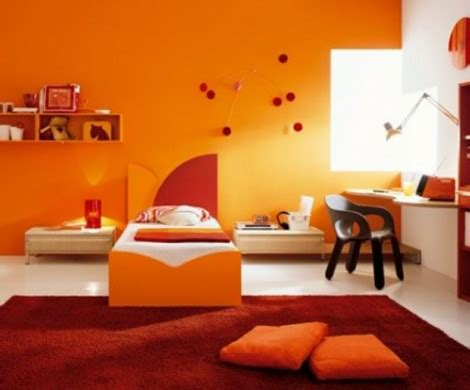 wohnung orange moderne wandfarben f 252 r moderne wohnungen