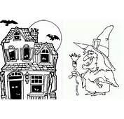 Halloween Dibujos Para Imprimir Y Colorear Ni&241os