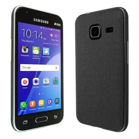 Hp Samsung J1 Mini New skinomi techskin samsung galaxy j1 mini 2016 brushed steel skin protector