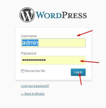 membuat wordpress offline di localhost menggunakan xp install wordpress di localhost menggunakan xampp blog