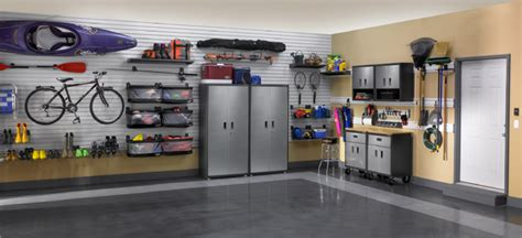 Types Of Garage Storage Solutions by Mobilier De Garage