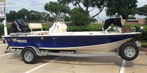mako boats san antonio mako 181 for sale