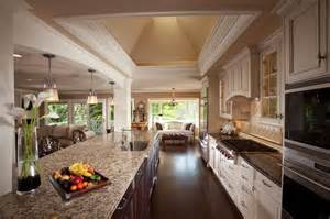 Kitchen Great Room Design Great Room Kitchen Great Room In Monte Serreno Ideas For The House Room