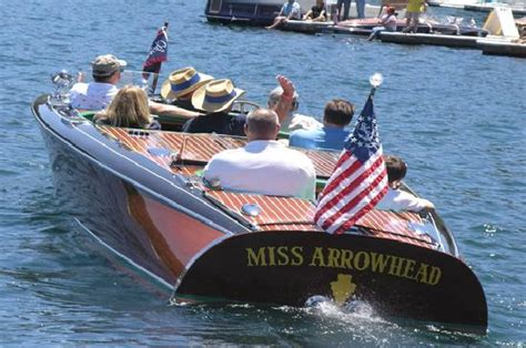 lake arrowhead boat rentals antique classic wooden boat show picture of lake
