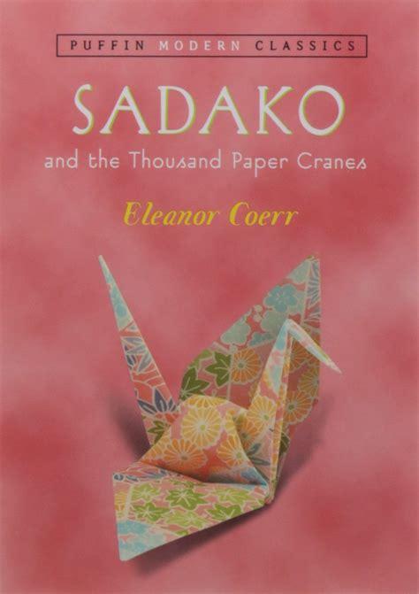guide  sadako   thousand paper cranes