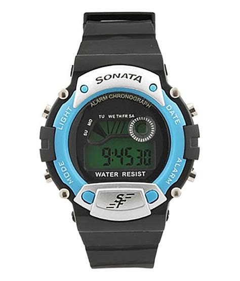 sonata blue digital sports buy sonata blue digital