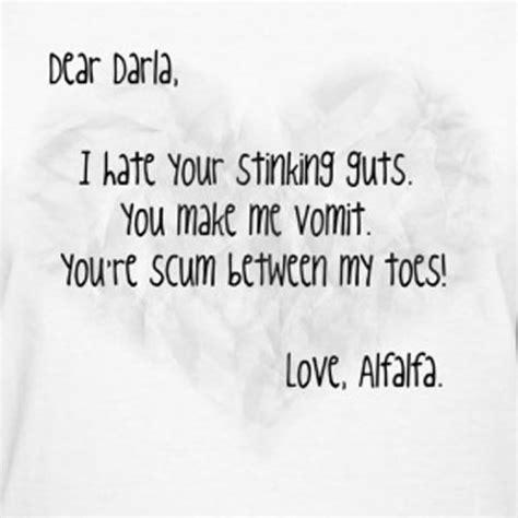 Alfalfa Original Letter To Darla original rascal quotes quotesgram