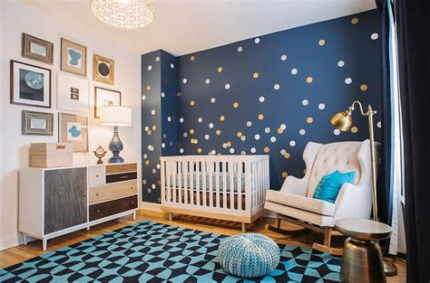 themes in a house in the sky 25 brilliant blue nursery designs that steal the show
