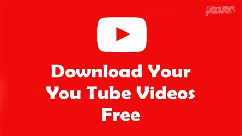 download youtube red videos online download your youtube videos free youtube