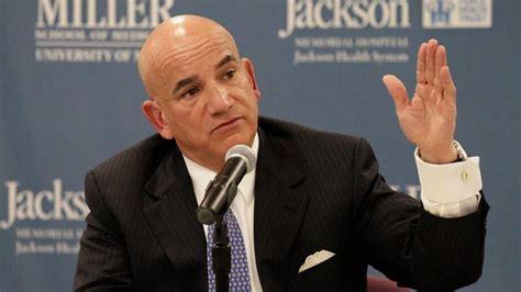 Miami Jackson Gets It jackson health ceo gets high marks on performance