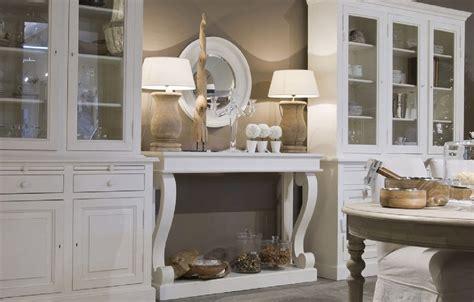 Excelente Decorar El Salon Comedor #3: Clasica-consola-acabado-blanco-antiguo.jpg
