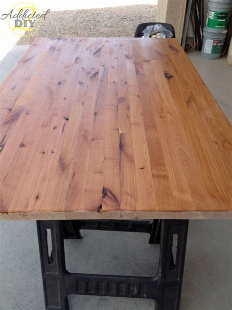 Build Kitchen Countertop How To Build Your Own Butcher Block Projects To Try