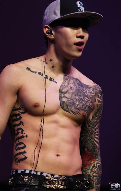 hyuna tattoo real 8 male kpop idols with multiple and massive tattoos