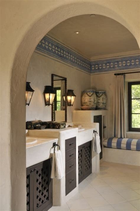 spanish bathroom design spanish colonial bathroom home decor pinterest wood