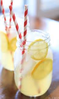 home made lemonade lemonade recipe
