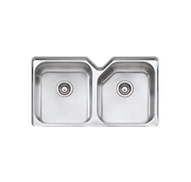 oliveri nu petite undermount double bowl sink np63u