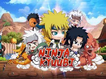 game mod ninja kyuubi update game ninja kyuubi 1 1 1 mod apk unlimited gold