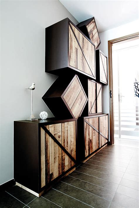 designer shoe storage design ideas for storage units in hdb flats home decor
