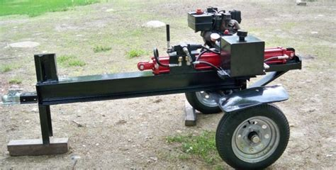 187 manual log splitter planspdfwoodplans